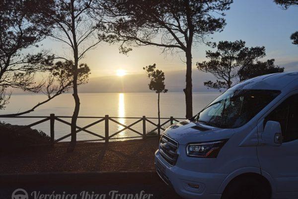 Disfruta Ibiza chofer privado